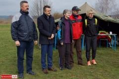 Zawody w biegach przełajowych odbyły się w Rakowicach Wielkich 10