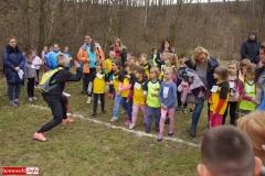 Zawody w biegach przełajowych odbyły się w Rakowicach Wielkich 20