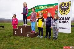 Zawody w biegach przełajowych odbyły się w Rakowicach Wielkich 23