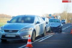 wypadek Gryfó Śląski - Biedrzychowice 3