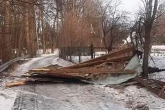 Gierczyn zerwany dach 3