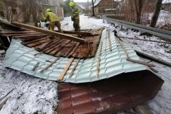 Gierczyn zerwany dach 4