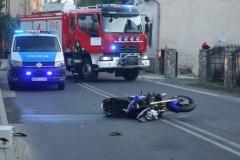 Zginął motocyklista 4