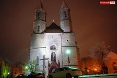 Lwówek kościół WNMP