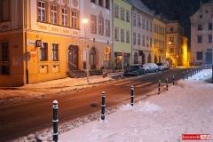 Zimowy Gryfów Śląski