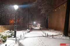 Zimowy Lwówek Śląski 2021