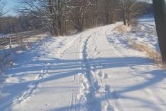 Zima w gminie Lwówek Śląski 3