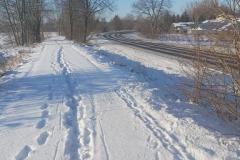 Zima w gminie Lwówek Śląski 4
