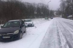 Zima w kwietniu Świeradów- Zdrój 1
