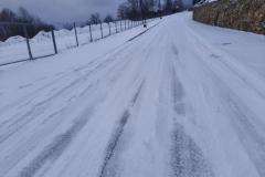 Zima w kwietniu Świeradów- Zdrój 5