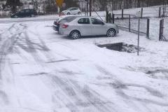 Zima w kwietniu Świeradów- Zdrój 6
