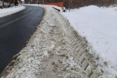 Zima w Świeradowie Zdroju 2021 2