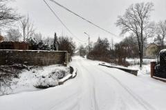 Ulica Kamienna w Lwówku Śląskim
