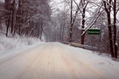Zimowe drogi w regionie  20