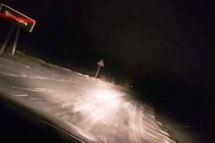 zimowe drogi Górczyca