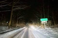 zimowe drogi w powiecie lwóweckim  (1)