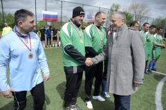 IX Międzynarodowy Turniej Piłki Nożnej Seniorów 09