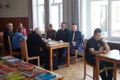 20 Finał Powiatowych Eliminacji Ogólnopolskiego Turnieju Wiedzy Pożarniczej pod hasłem Młodzież Zapobiega Pożarom 1