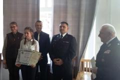 20 Finał Powiatowych Eliminacji Ogólnopolskiego Turnieju Wiedzy Pożarniczej pod hasłem Młodzież Zapobiega Pożarom 5
