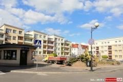 Lwówek Śląski klomb 2019 05