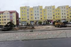 Lwówek Śląski klomb 2019 09