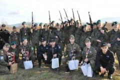 ZS Lubomierz klasa o profilu graniczno obronnym 15