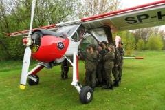 ZS Lubomierz klasa lotnicza 21