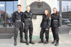 ZS Lubomierz klasa policyjna 12