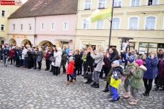Ślubowanie uczniów klas pierwszych ZS Lubomierz 12