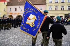 Ślubowanie uczniów klas pierwszych ZS Lubomierz 39