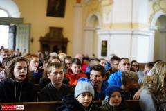 Ślubowanie uczniów klas pierwszych ZS Lubomierz 50