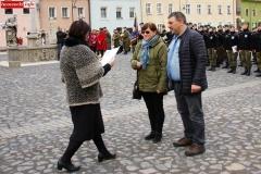 Ślubowanie uczniów klas pierwszych ZS Lubomierz 60