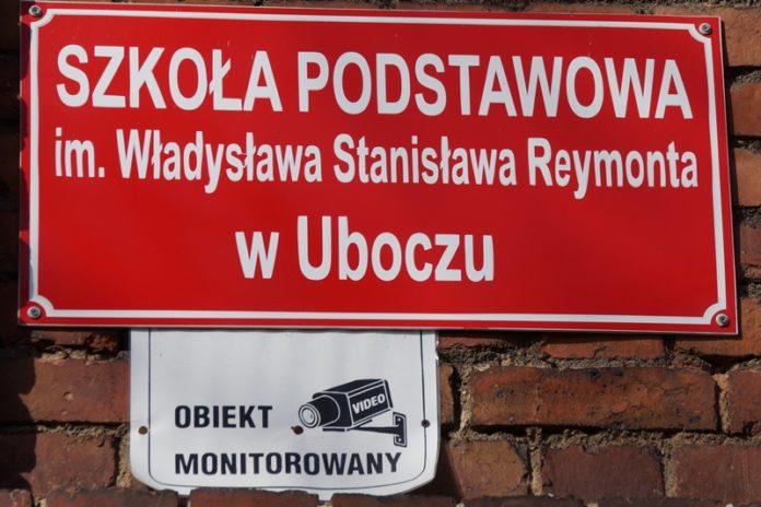 Szkoła Podstawowa im Władysława Stanisława Reymonta w Uboczu